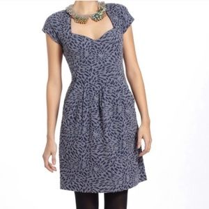 NWT Anthropologie Deletta Caledonia Dress